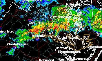 Storm Packs Lightning, Brings Down Tree, Causes Power ...