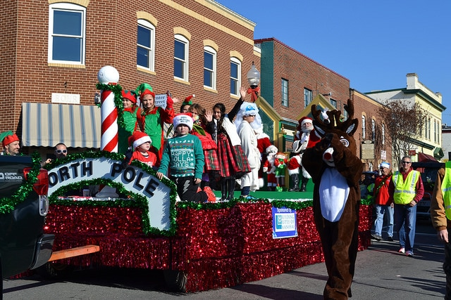 Greater Manassas Christmas Parade 2020 Here are the winners of the 70th Annual Greater Manassas Christmas